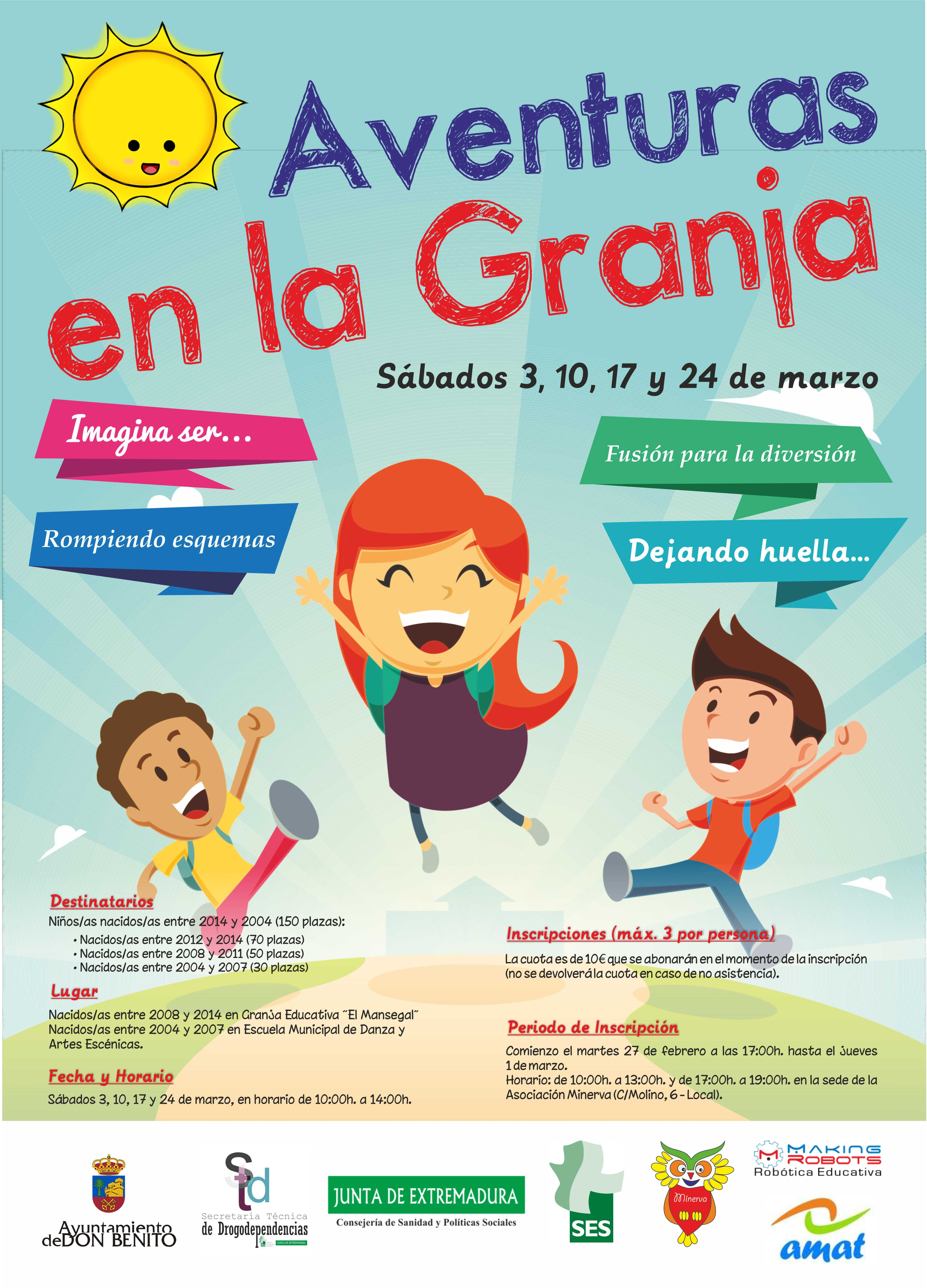 Actividades de Prevención | Drogas Extremadura