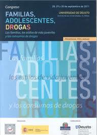 Familias, adolescentes, drogas