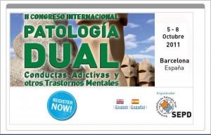 II Congreso internacional de Patología Dual